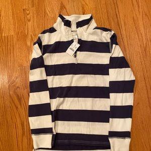 Boys quarter-zip, Crewcuts, size 12. NWT.